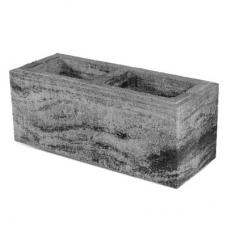Блок для  забора Кубус (49,8/19,8/20 см)