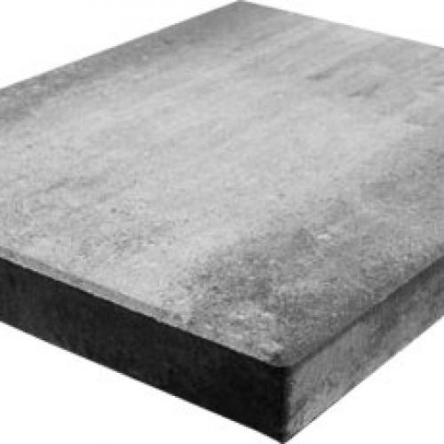 Крышка для  забора Кубус (35,8х35,8х5 см)