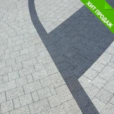 Напали с крошкой - тротуарная плитка Полбрук (Polbruk) толщ 4 см