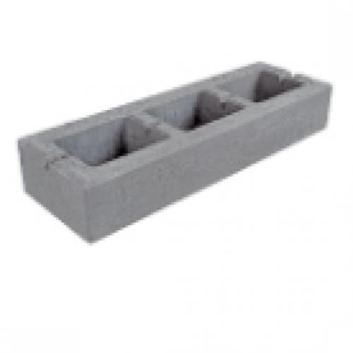 Блок для забора Нео (10х20х60 см)