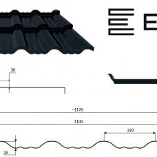 Модульная черепица Enigma
