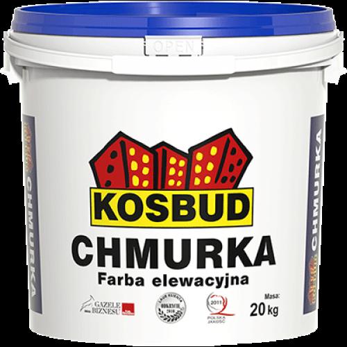Акриловая краска CHMURKA, 25 кг