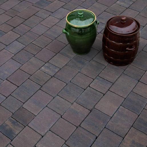 Декор Акрополь  - тротуарная плитка Галабетон (Galabeton)