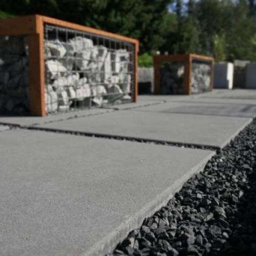 Максима 80 на 80 см - тротуарная плитка Либет (Libet)