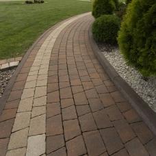 Кармино колормикс - тротуарная плитка Полбрук (Polbruk)