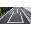 Тренто с крошкой - тротуарная плитка Полбрук (Polbruk)(цвет Бронзовый, 9 м2 склад Минск)