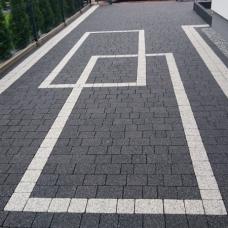 Тренто с крошкой - тротуарная плитка Полбрук (Polbruk)