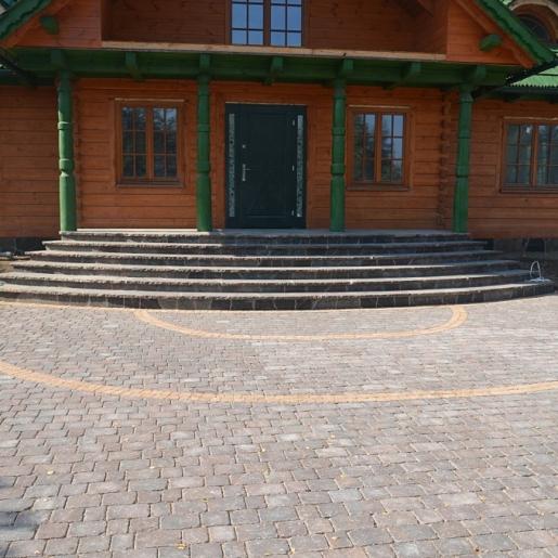 Атена Ретро- тротуарная плитка Супербет (Superbet)