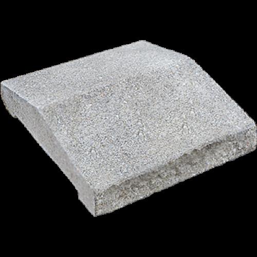 Крышка для забора (7х22,5х28 см)  Антара (двускатная)