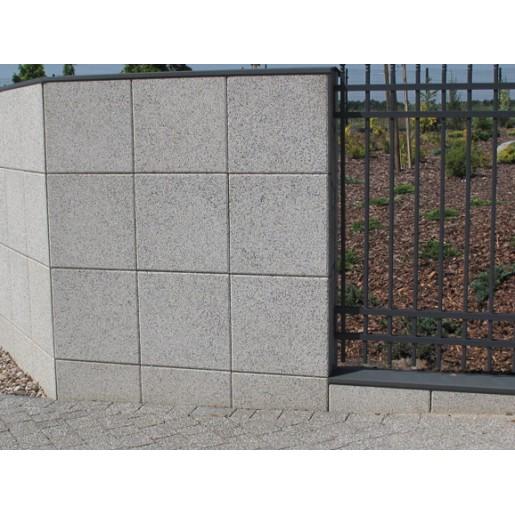 Плиты 50*50см структурные - тротуарная плитка Патер (Pater)