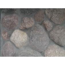 Бутовый камень пиленый толщ.0,5-7 см для облицовки - 5 м.кв. (склад Гродно)
