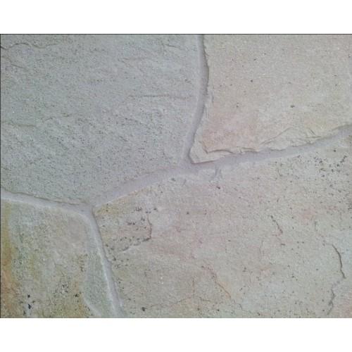 Кварцит Серебряный дождь толщина 1,5-2,5 см для облицовки - 25 м2 (склад Гродно)