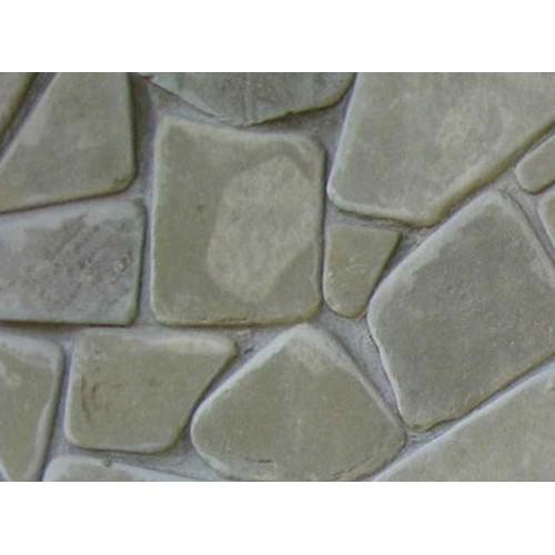Песчаник Серо-зеленый обвалованный толщ. 1,5-2 см
