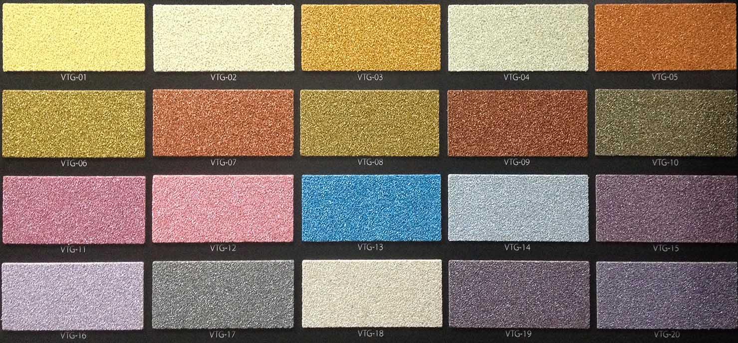 Цветовая палитра. VTG