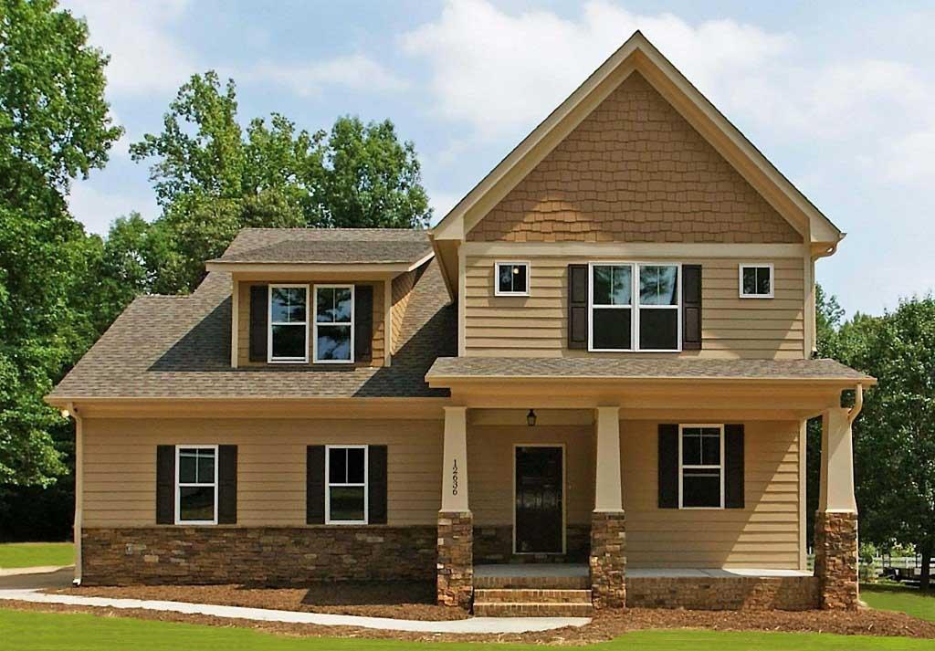 Фасадный дизайн дома