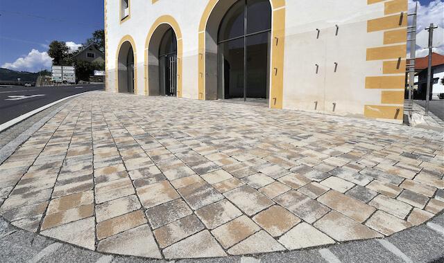 Технология производства нового бетона для плитки